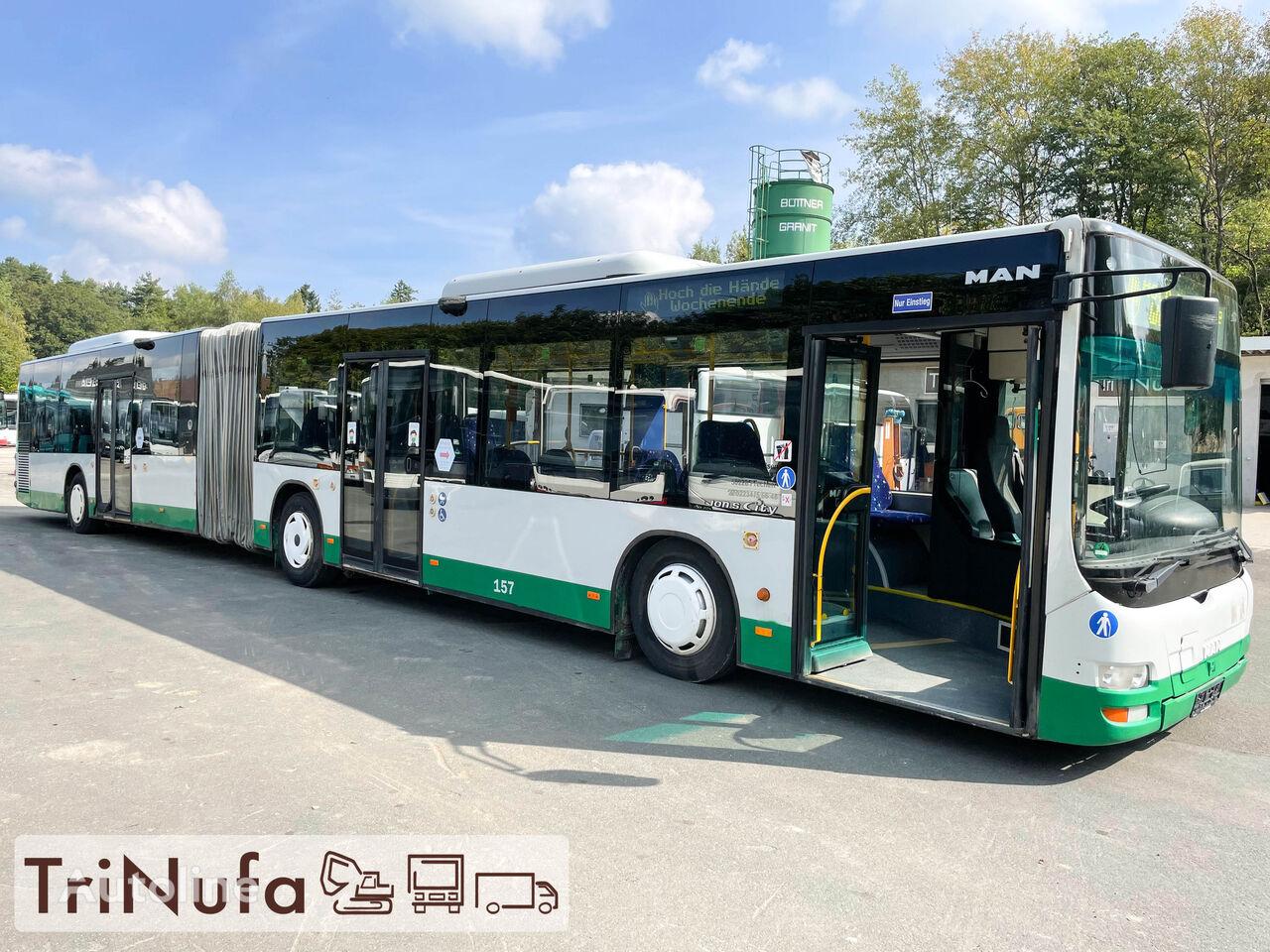 MAN A 23 | Euro 4 | Retarder | Klima |  articulated bus