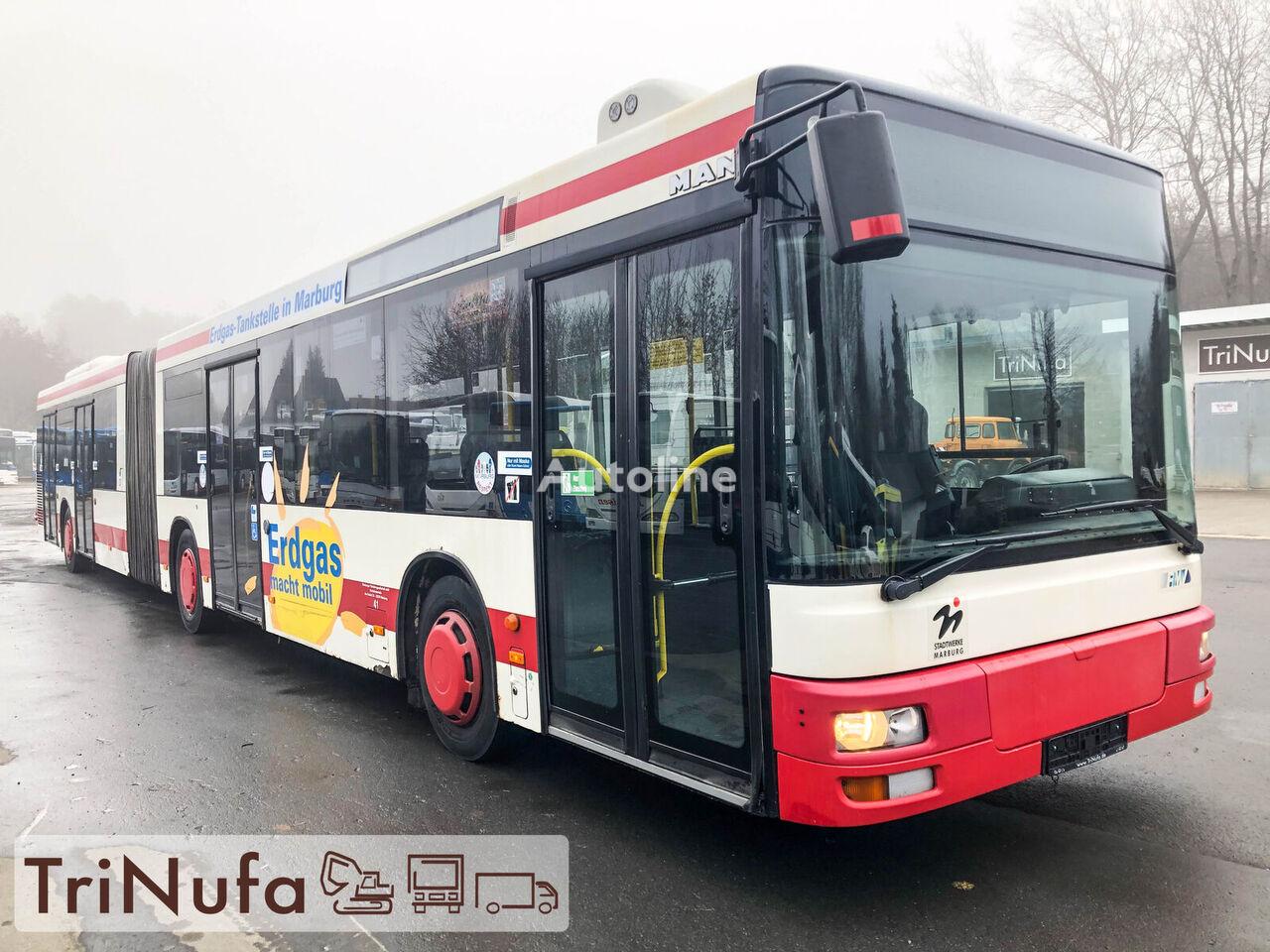 MAN A 23   Klima   Retarder   4 Türen   articulated bus