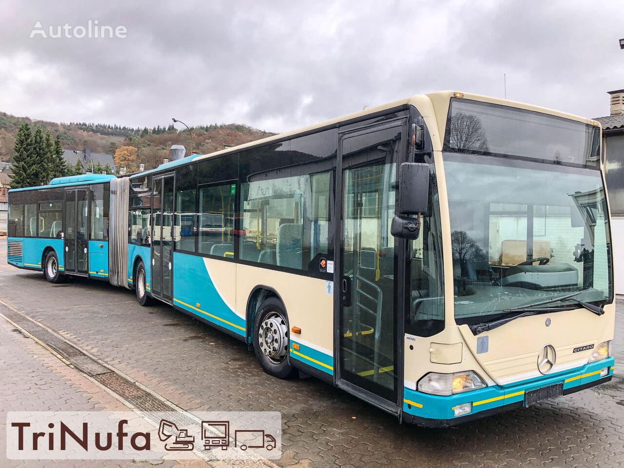 MERCEDES-BENZ O 530 G - Citaro Ü | Retarder | Euro 3 | Tempomat | articulated bus