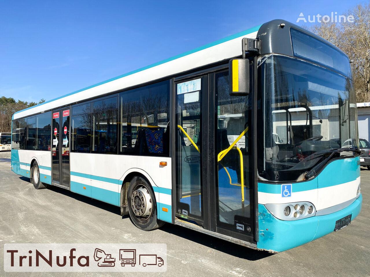 SOLARIS Urbino 12   Voith 854.3E   Rampe    city bus