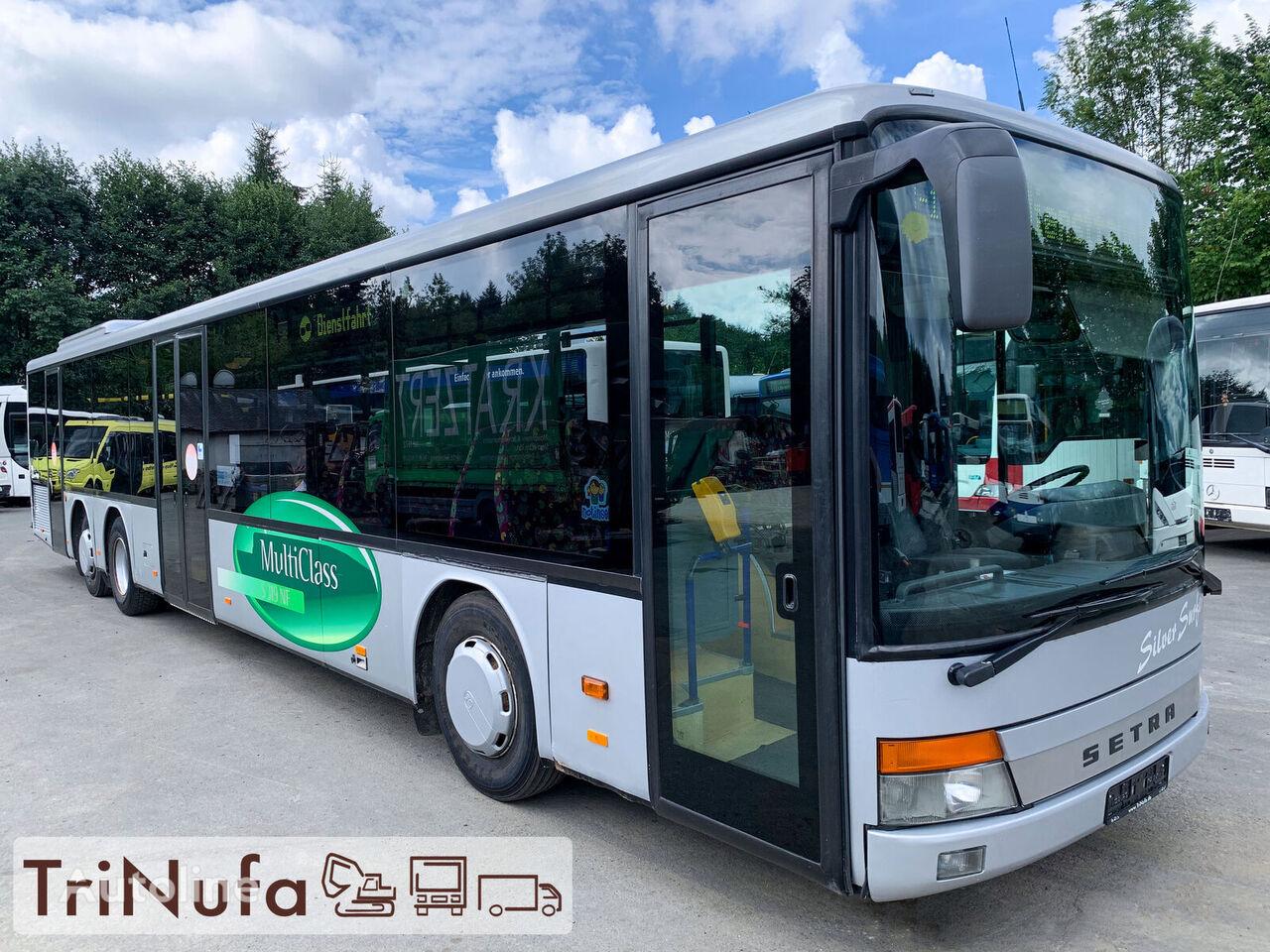 SETRA S 319 NF | Retarder | Klima | 3 Türen | city bus