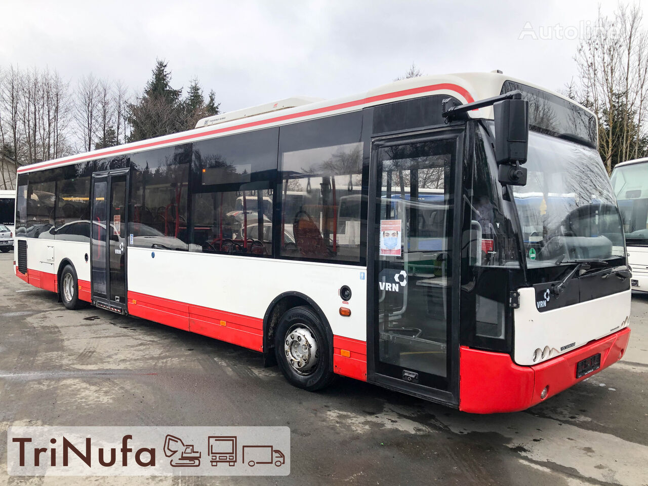 VDL Ambassador  200  city bus