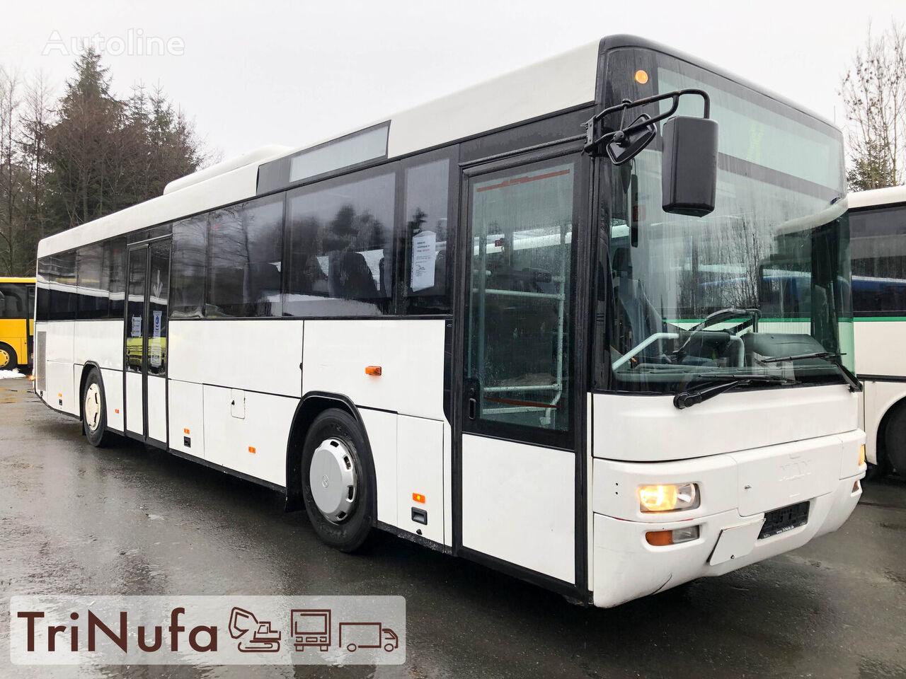 MAN A 72   Euro 3   Klima   Schaltgtr.   Retarder     interurban bus
