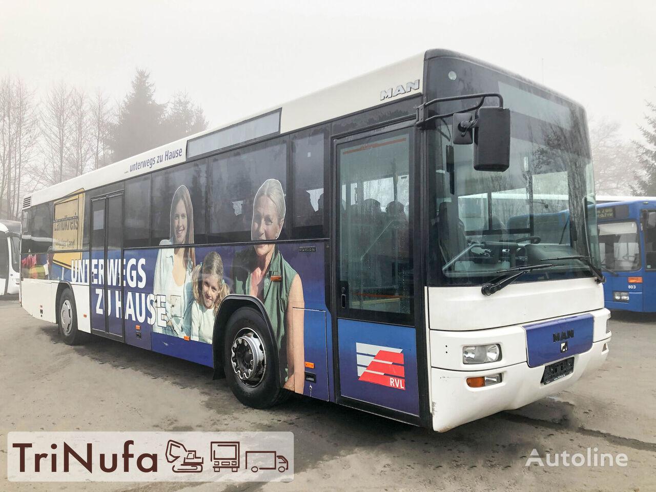 MAN A 72   Euro 3   TÜV 11 / 2021    interurban bus