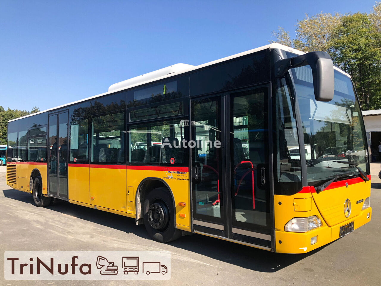 MERCEDES-BENZ  O 530 Citaro  | Klima | Retader | 300 PS |  interurban bus